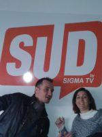 Intervista televisiva su SUD by SIGMA TV