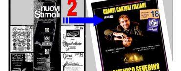 MusicaLive prossimo appuntamento dell'Officina dell'Arte: Domenico Severino in concert.