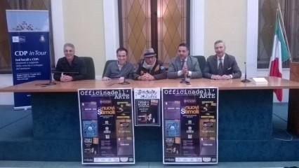 Conferenza stampa – Spettacolo di Gennaro Calabrese