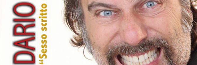 Spettacolo – 10 Dicembre – Dario Cassini
