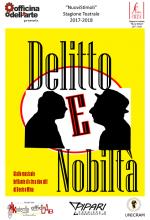 """""""Delitto e Nobiltà"""" 7.aprile.2018"""