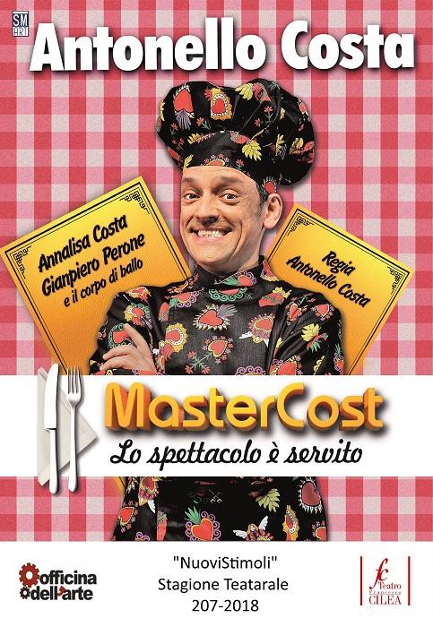 """""""MasterCost"""" 10.febbraio.2018"""